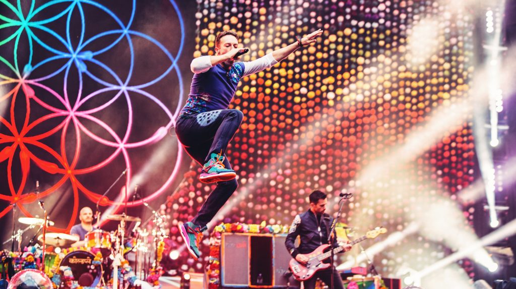 Coldplay team up with YouTube for double-concert livestream - Music Ally