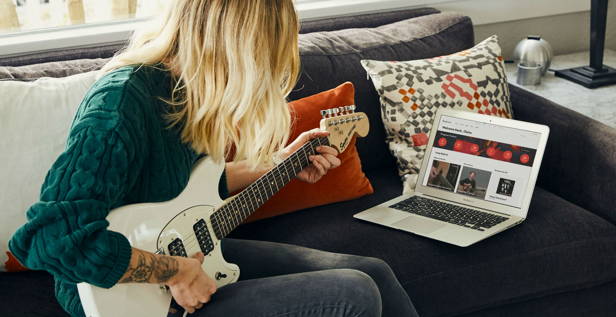 Fender On Its Music Learning Move Were Not Guitar Hero