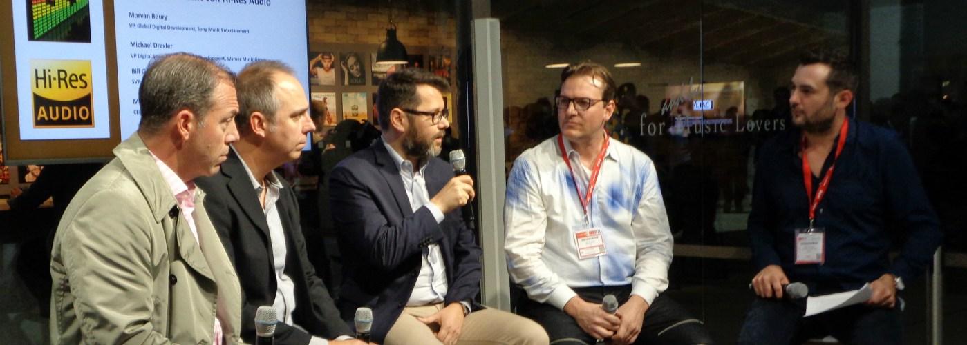 Major labels talk hi-res audio: 'It's not a niche market'