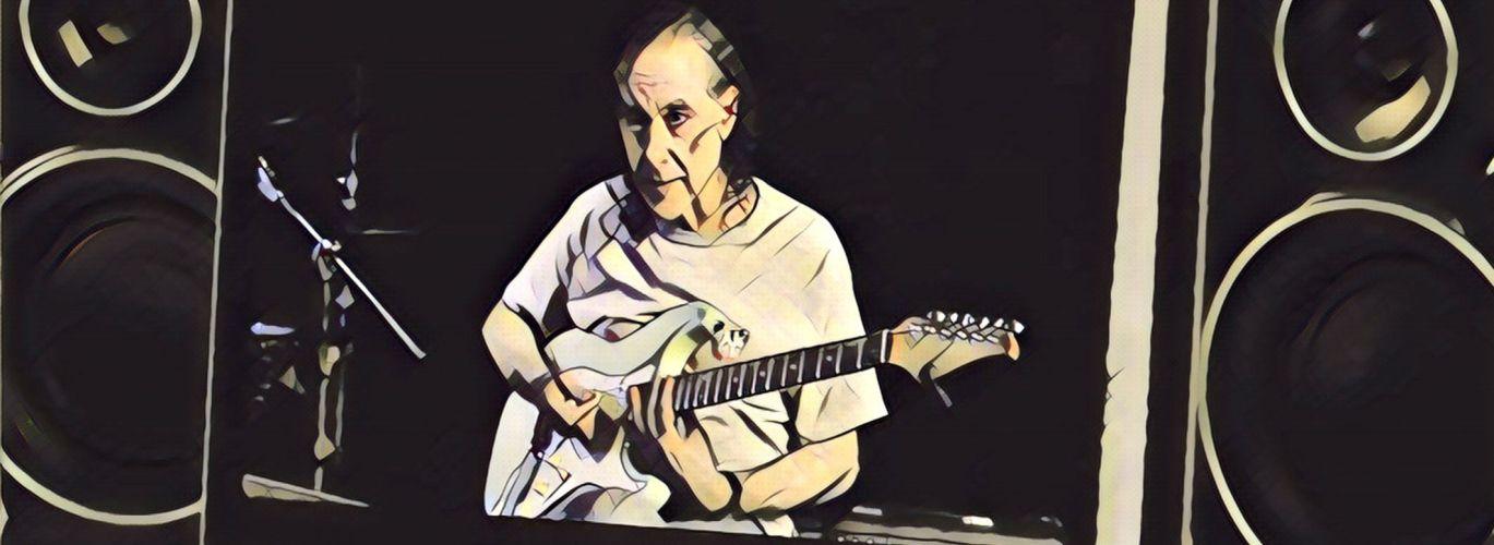 Jazz legend Scott Henderson talks taking guitar lessons online