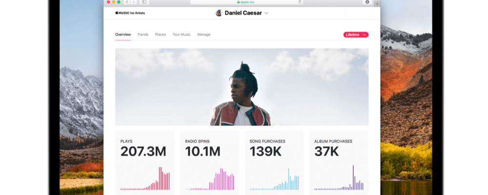 Apple expands its Apple Music for Artists analytics beta