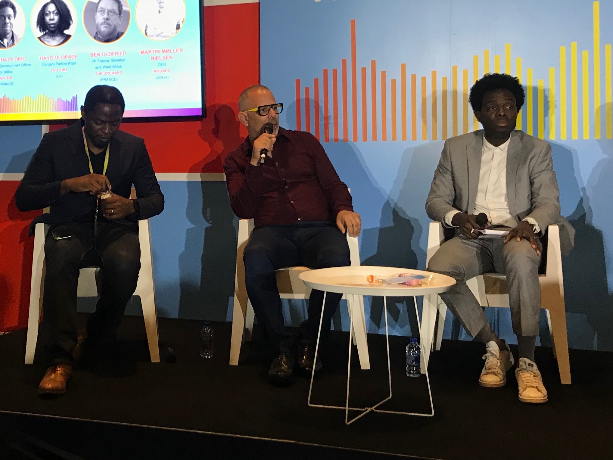 Africa's music opportunity: 'One thing you have to have is