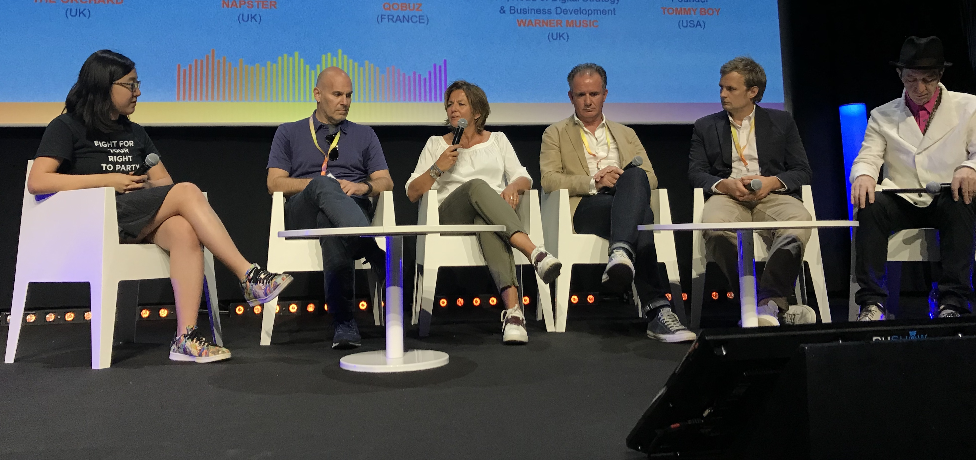 Music-streaming trends, from A&R to global/local evolution