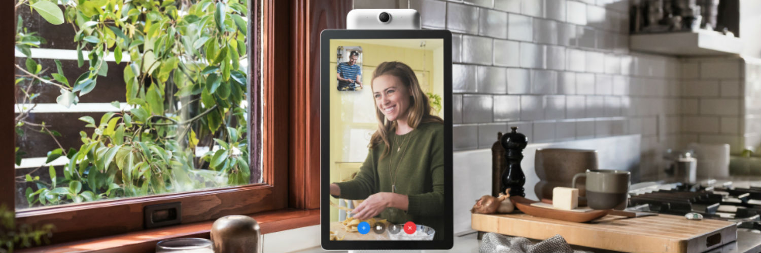 Facebook Portal smart speakers include Spotify, Pandora and