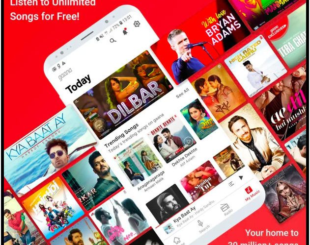 Gaana adds 'smart downloads' feature for its subscribers