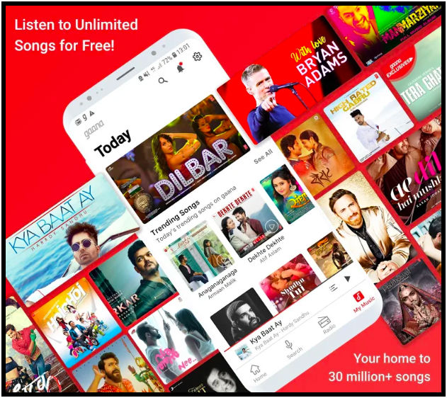 How Gaana became India's top audio-streaming music service