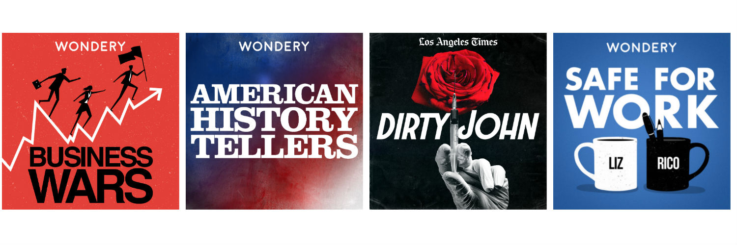 Universal Music to develop original shows with podcast firm Wondery