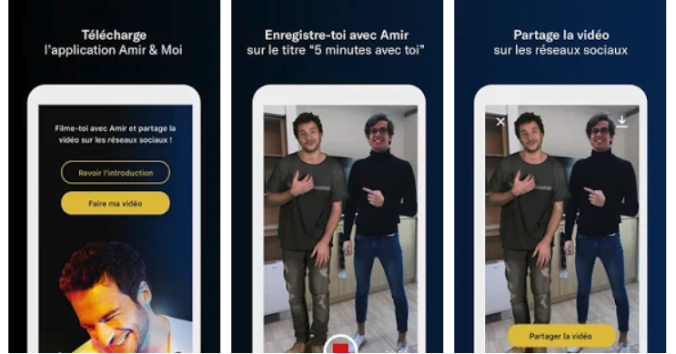 HoloMe launches AR music video for Warner Music artist Amir - Music Ally