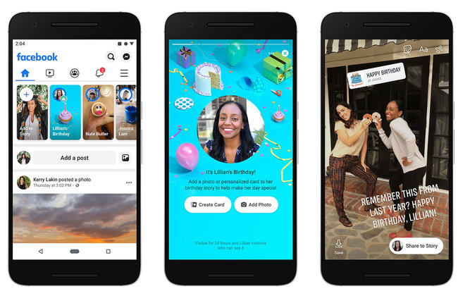 Spotify can now share 15-second music clips to Facebook stories