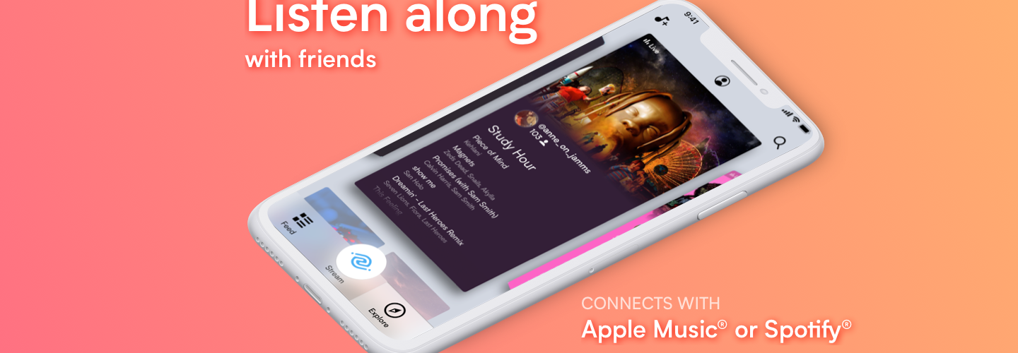 Earbuds is a startup for sharing celebrities' music playlists