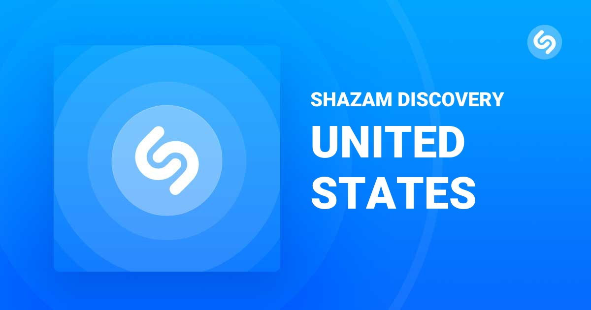 Apple Music's Shazam Discovery Top 50 chart focuses on