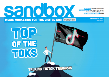 Sandbox Archives - Music Ally