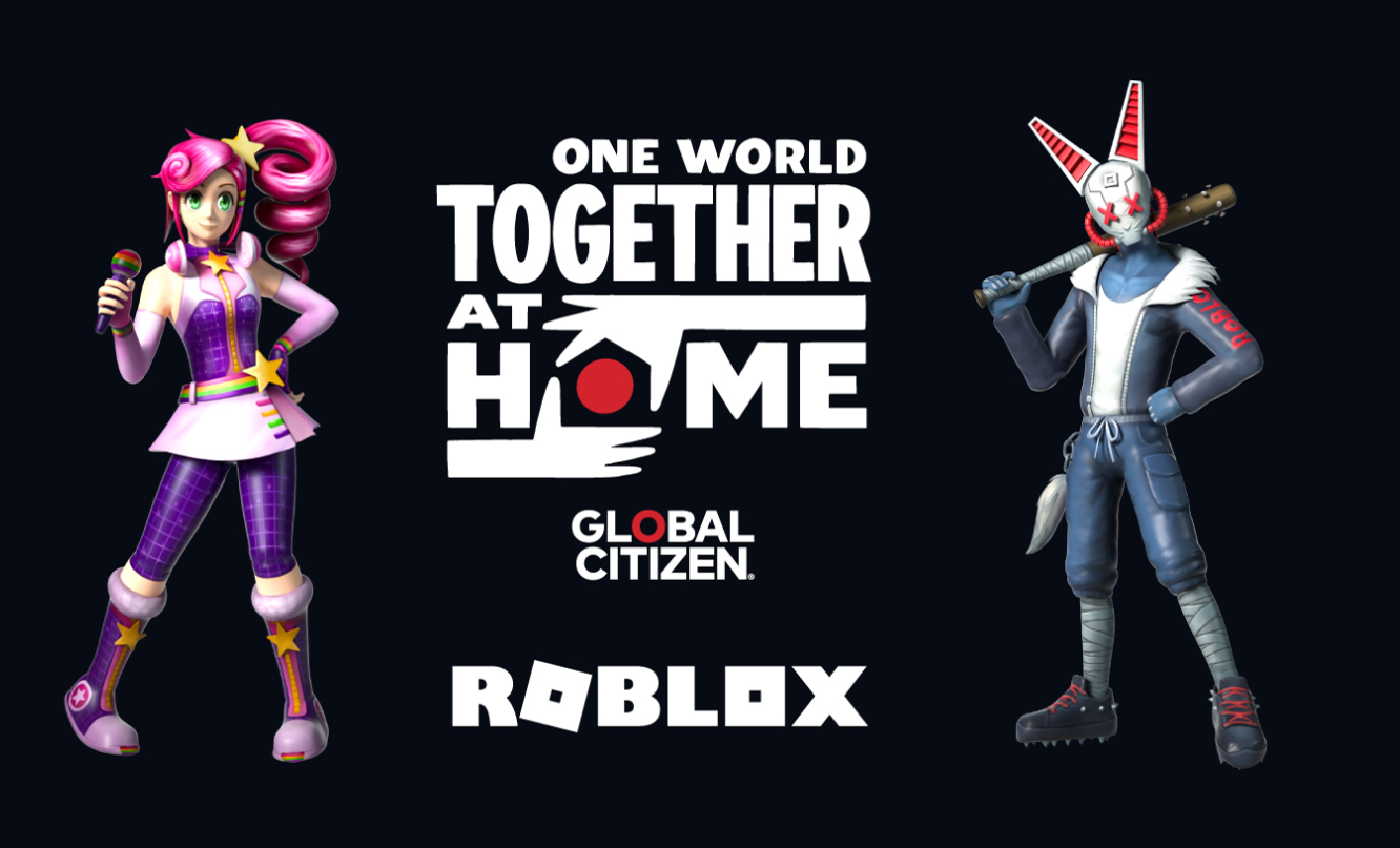 Roblox To Stream One World Together At Home Concert In Game