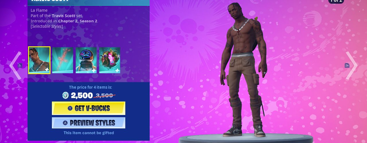 Fortnite Reveals Items And Challenges For Travis Scott Astronomical Event 💜аккаунт epicgames fortnite | рандом | фортнайт / mail. travis scott astronomical event