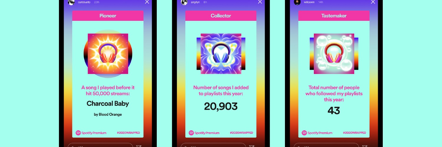 Spotify Launches Wrapped 2020 Promotion For Listeners